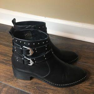 Christian Di Riccio Made in Italy Leather Boots